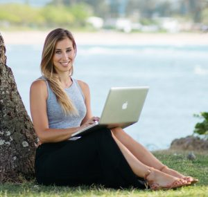 use your current skills to become a traveling freelancer