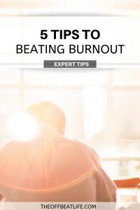 beating burnout