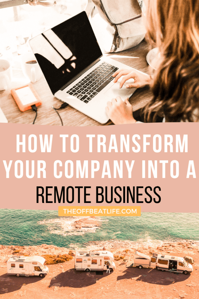 remote business