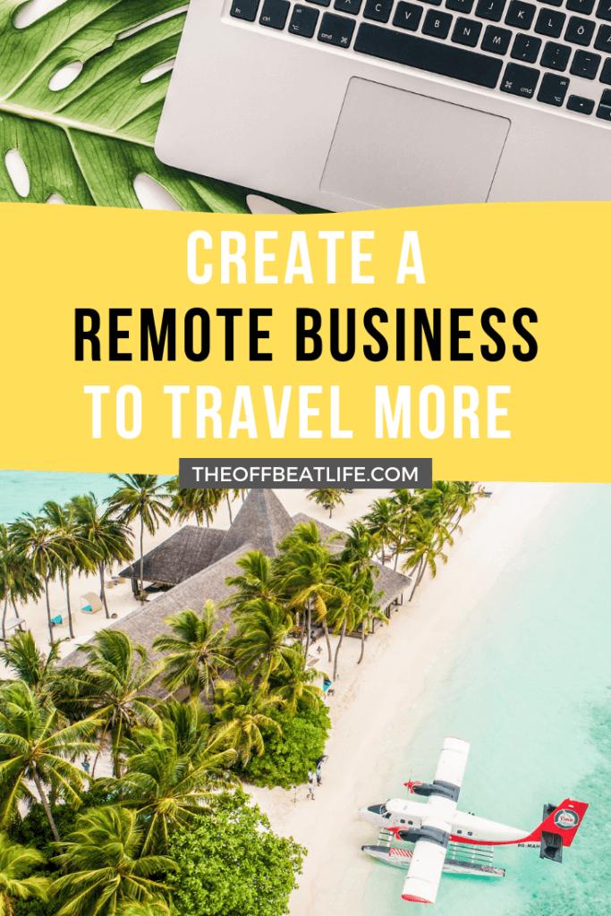 remote business