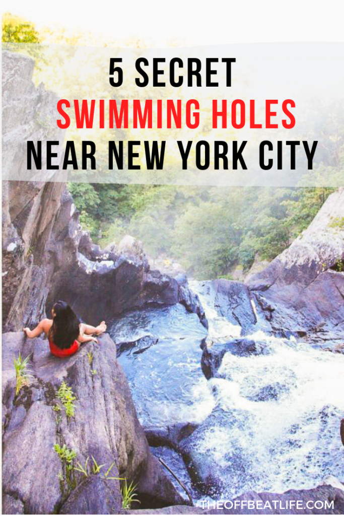 swimming in new york
