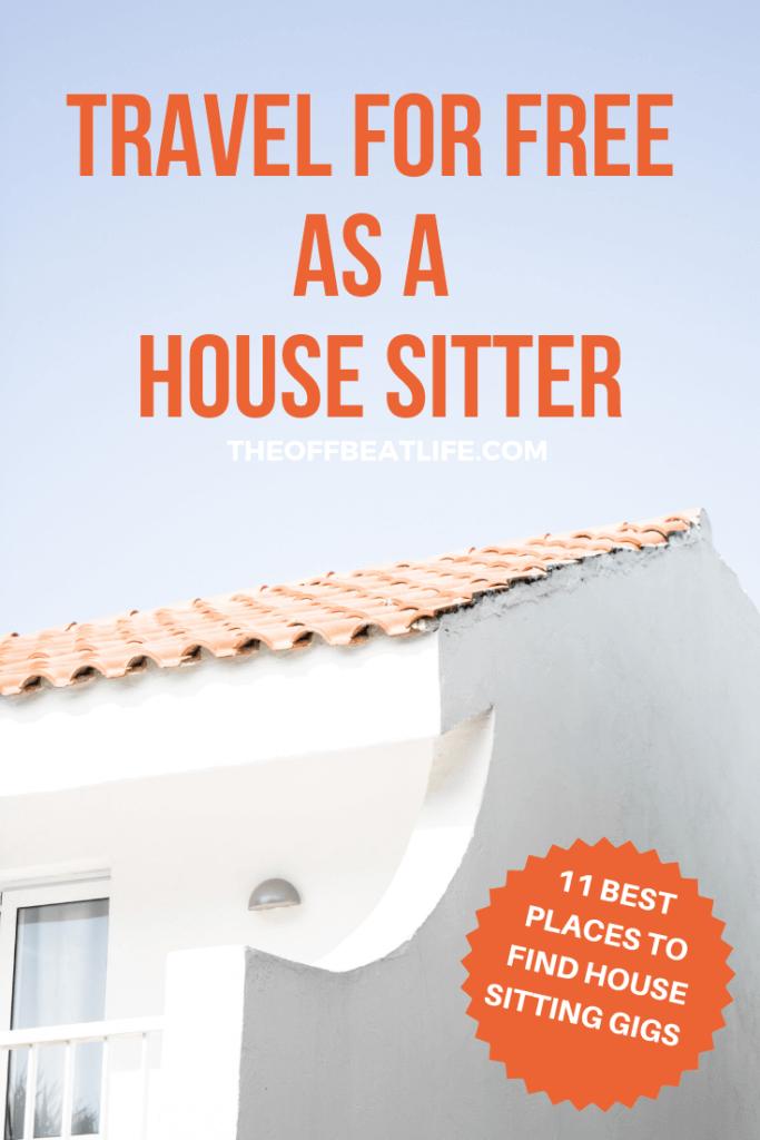 house sitter jobs