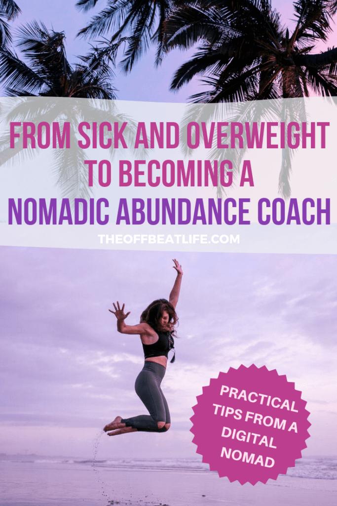 nomadic abundance coach