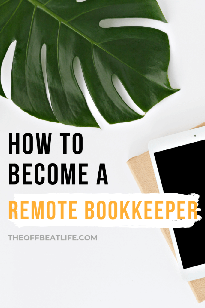 Remote bookkeeper