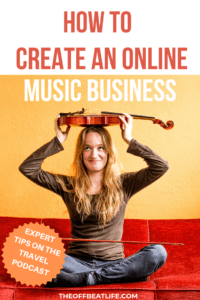 online music business