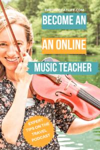 online music business