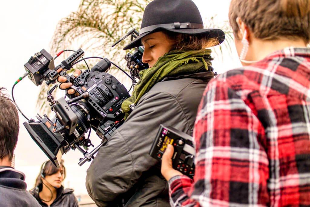 traveling filmmaker