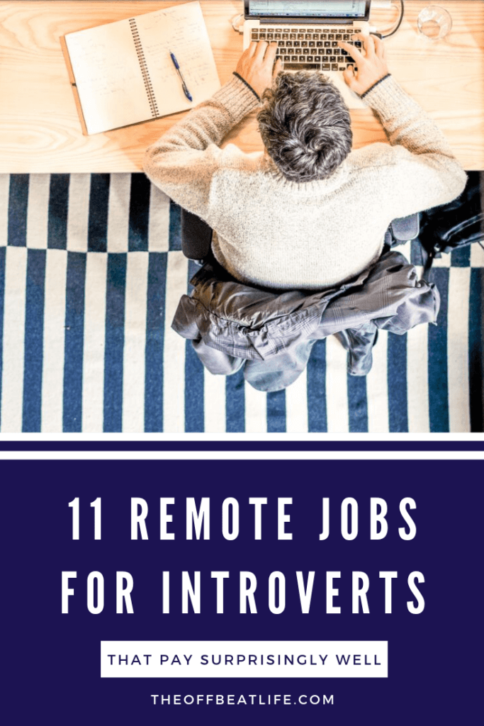online jobs for introverts