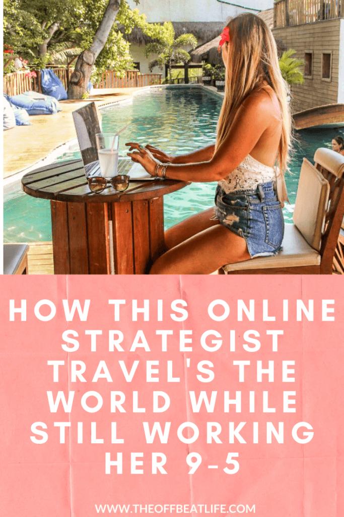 online marketing strategist