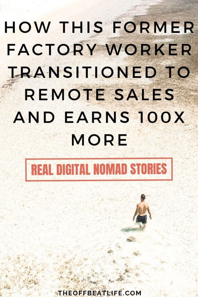 remote sales