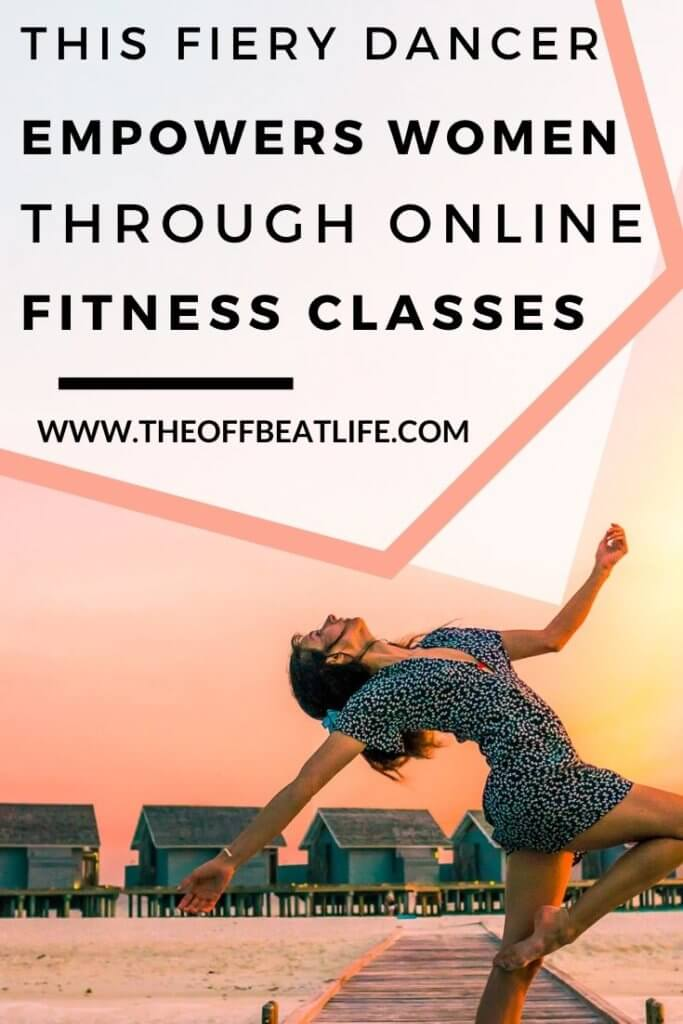 ONLINE DANCE TEACHER