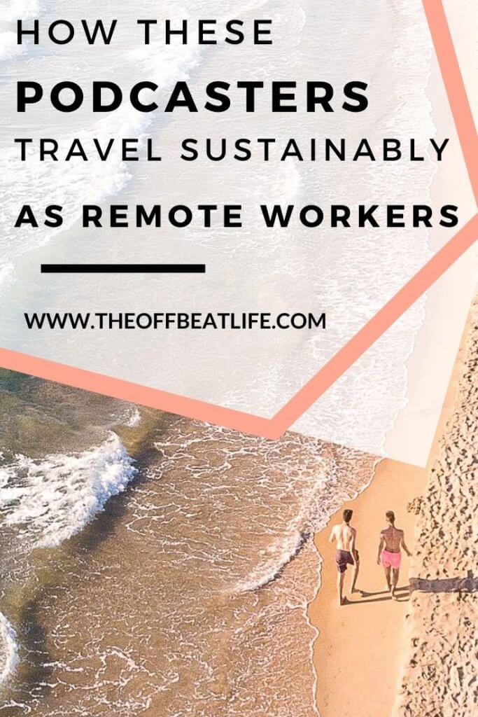 travel podcasters