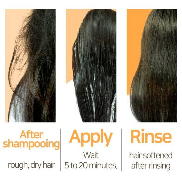 Collagen Coating Hair Protein Treatment