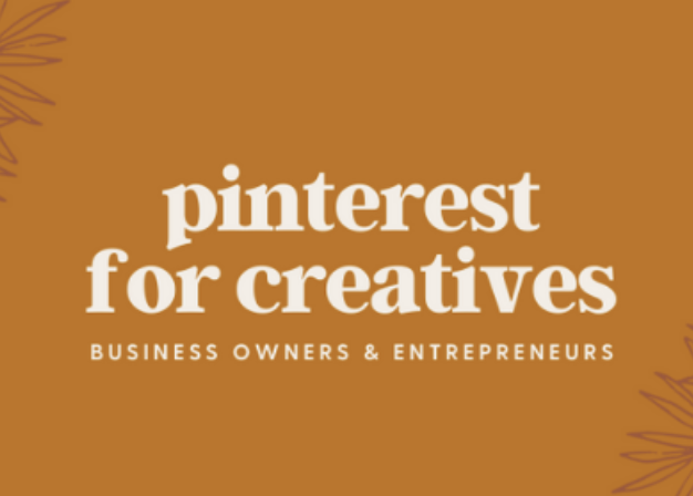 pinterest for creatives