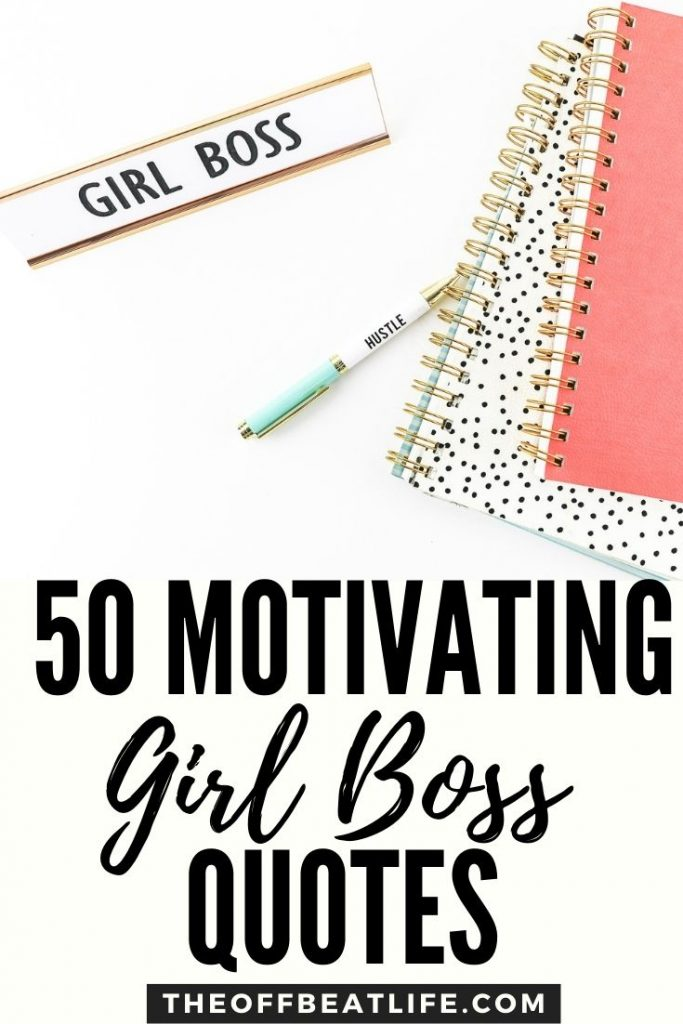 quotes about boss ladies
