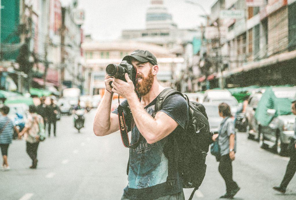 travelling vlog
